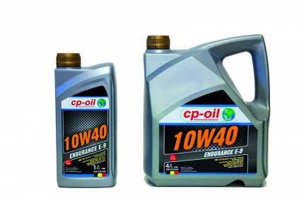 Long Life 10W40 Low Saps Endurance E-9