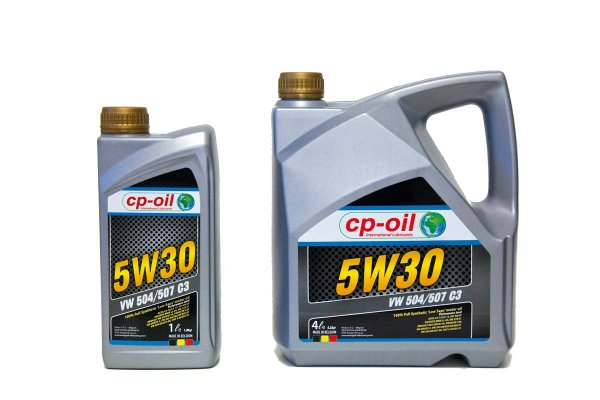 5W30 Full – Synthetic Low Saps