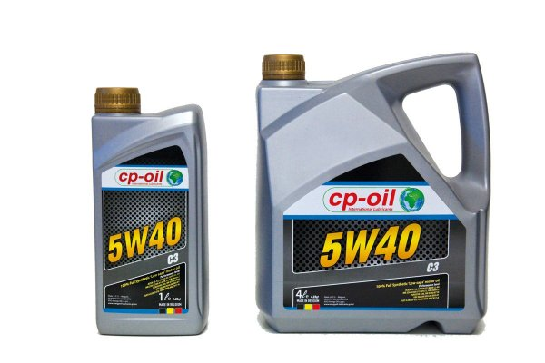 5W40 Full – Synthetic Low Saps