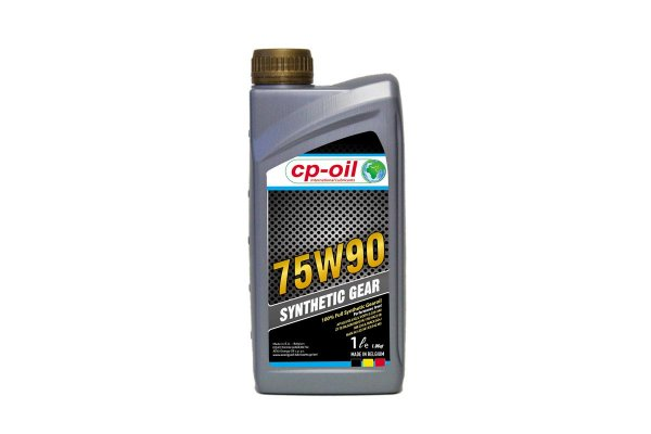 75W90 100% Full-Synthetic Gearoil